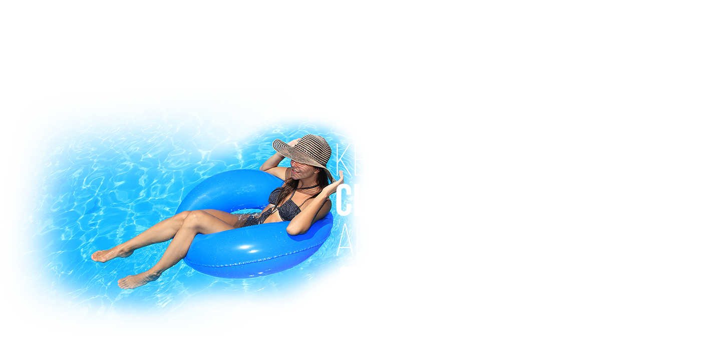 Keep your water clean and clear all summer - Maintenance calendars